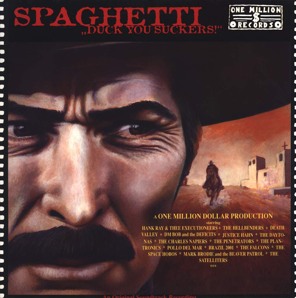 Various: Spaghetti - Duck You Suckers!, LP (Vinyl)