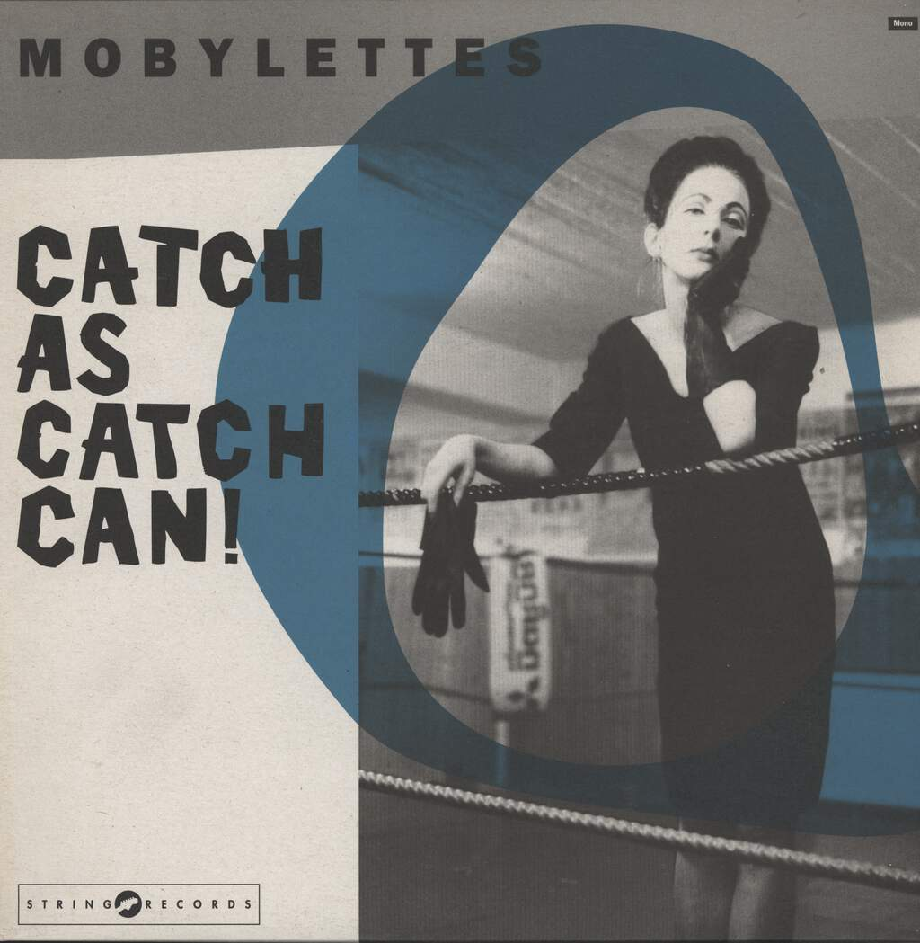 Mobylettes: Catch As Catch Can, LP (Vinyl)