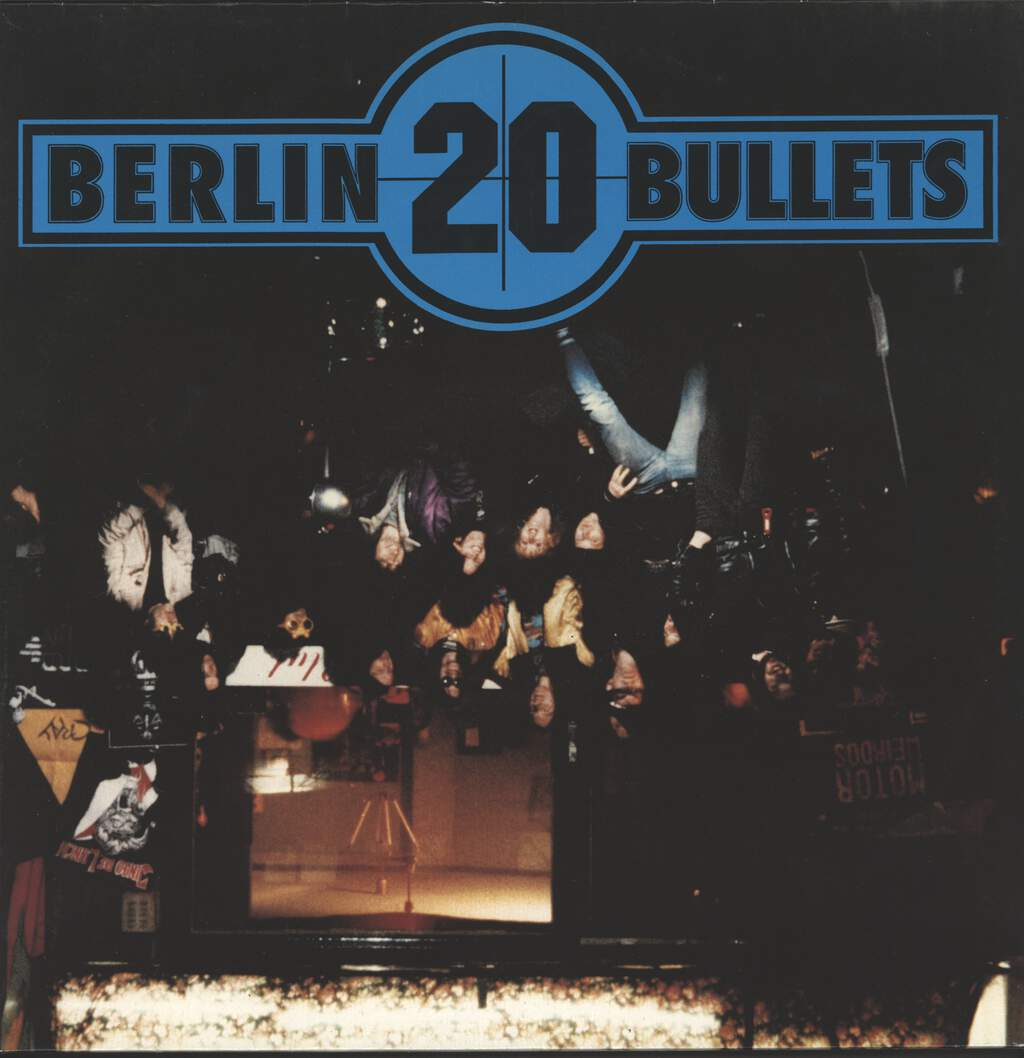 Various: 20 Berlin Bullets, LP (Vinyl)