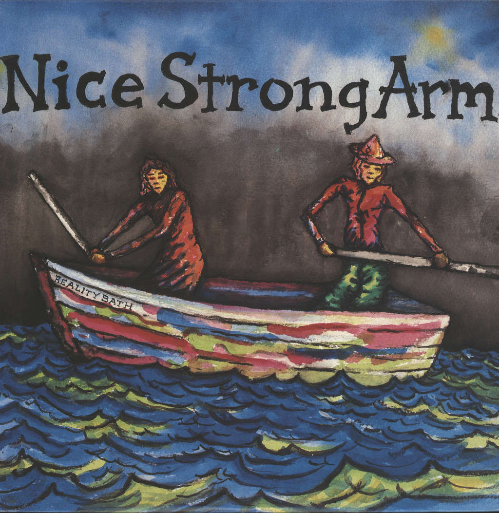 Nice Strong Arm: Reality Bath, LP (Vinyl)