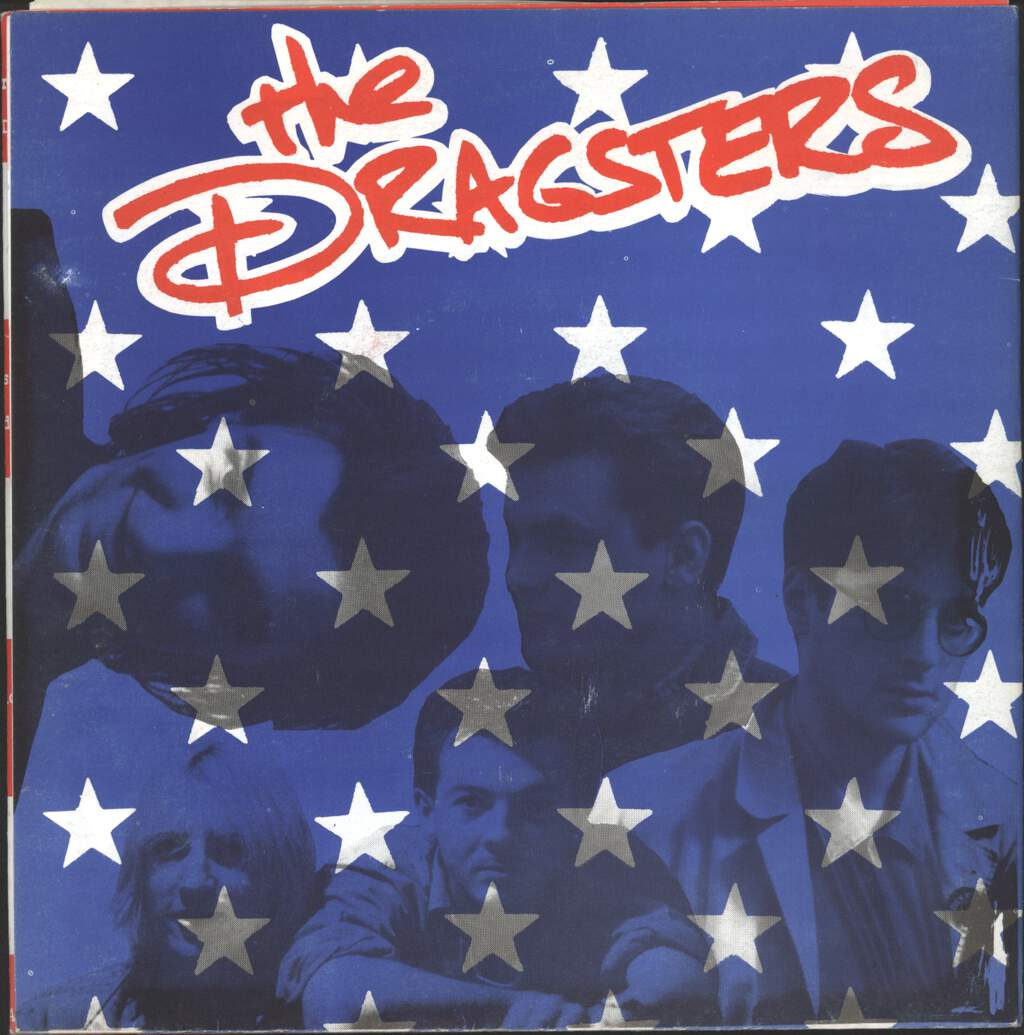 "Dragsters: I'm Not An American, 7"" Single (Vinyl)"
