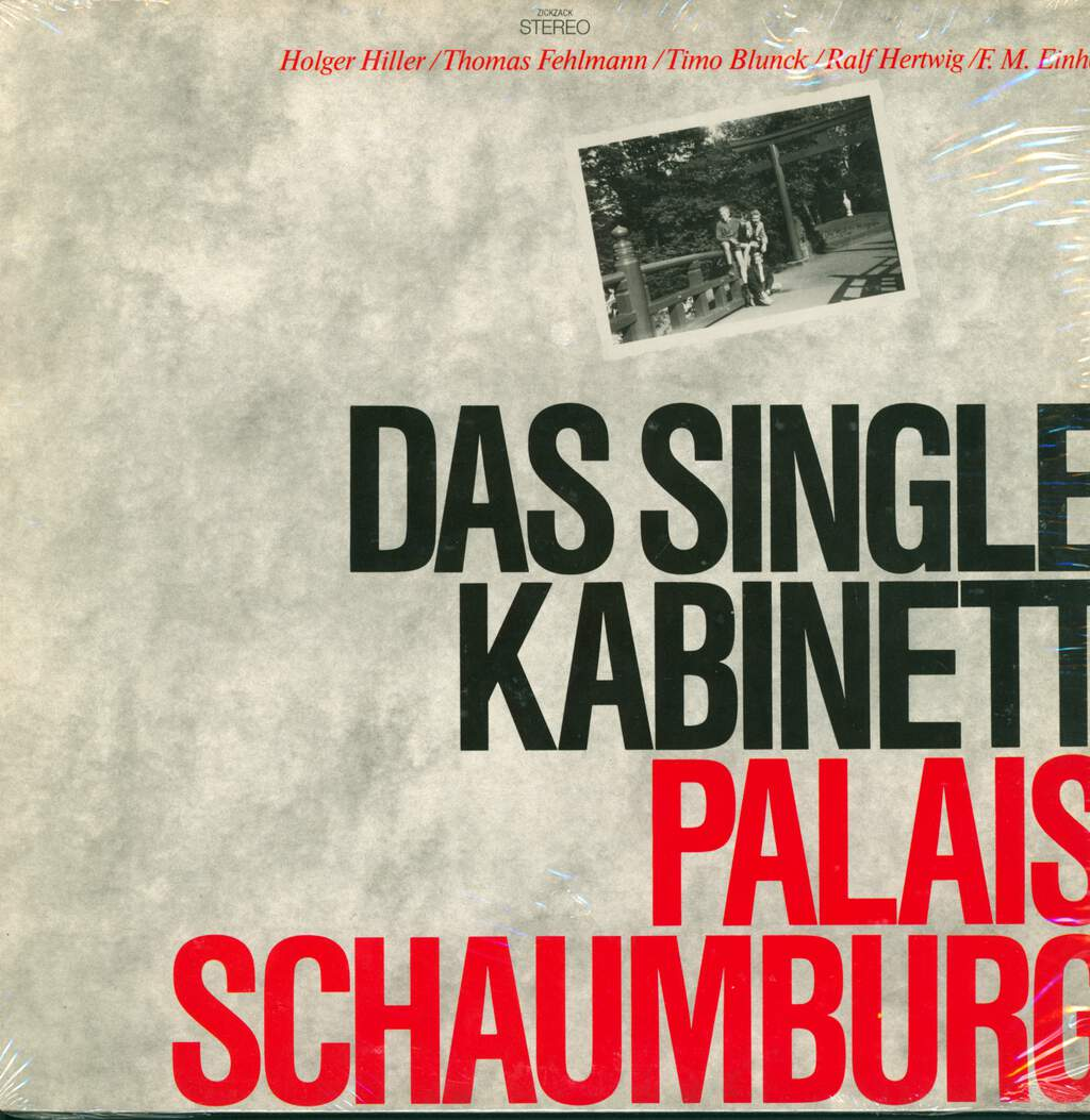 Palais Schaumburg: Das Single Kabinett, Mini LP (Vinyl)