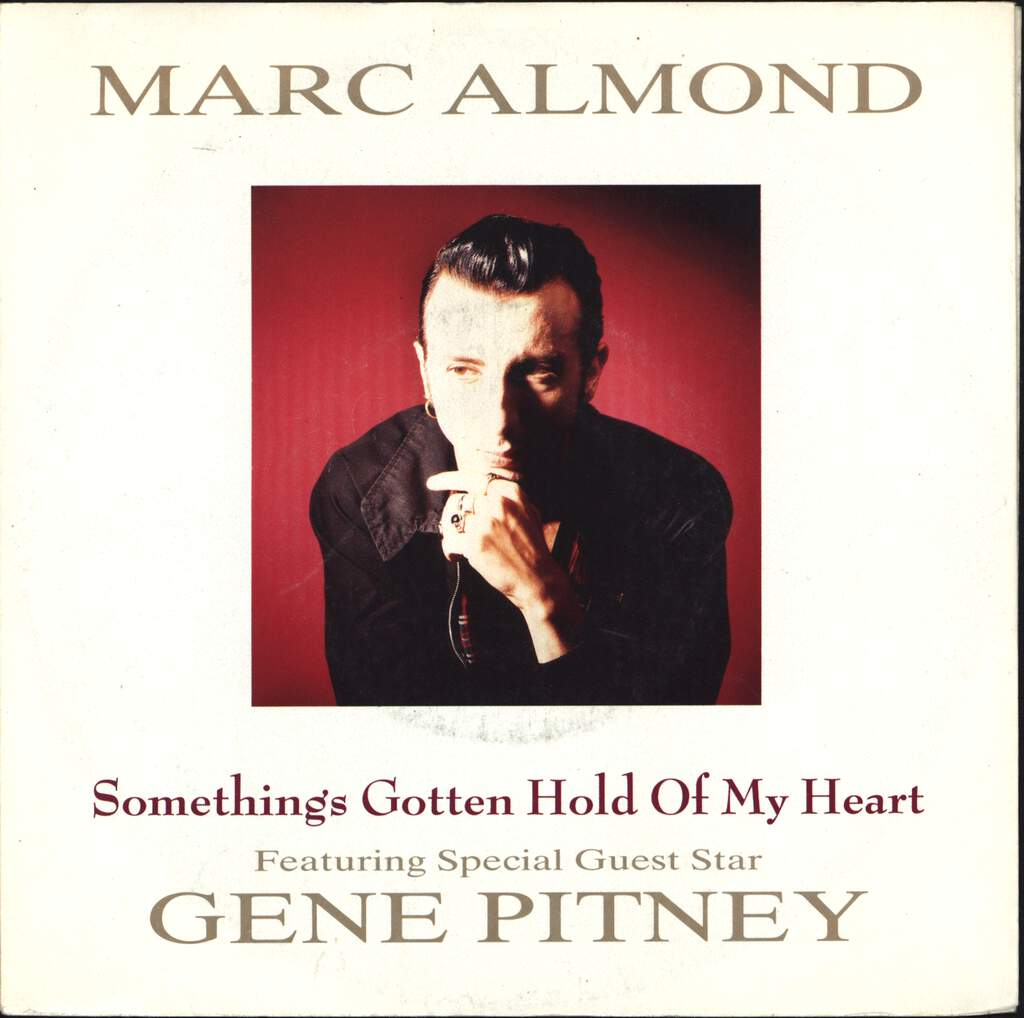 "Marc Almond: Something's Gotten Hold Of My Heart, 7"" Single (Vinyl)"
