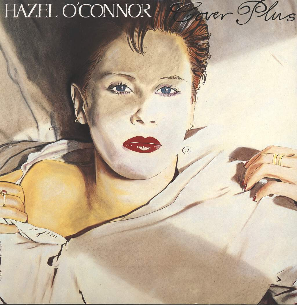 Hazel O'Connor: Cover Plus, LP (Vinyl)
