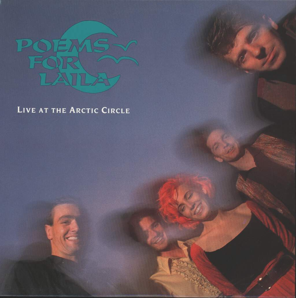 "Poems For Laila: Live At The Arctic Circle, 10"" Vinyl EP"