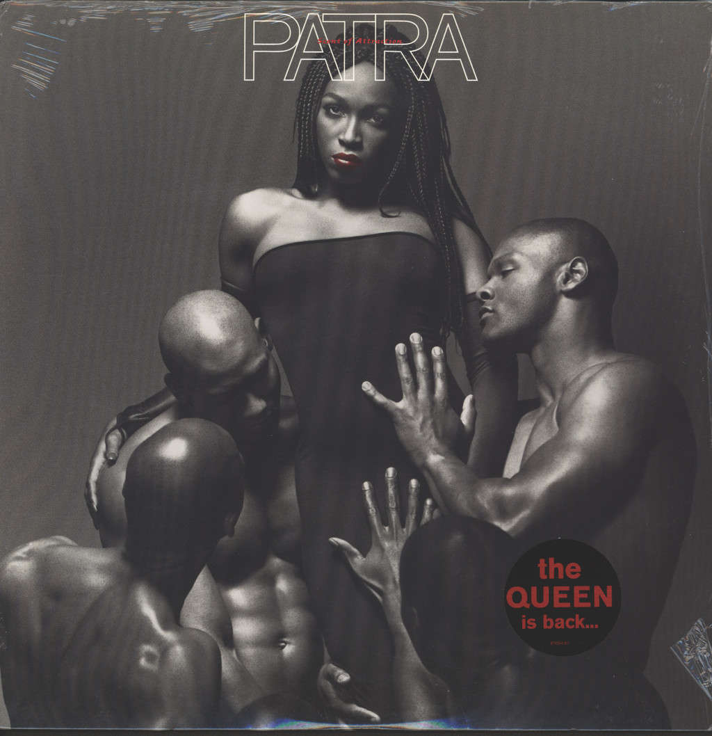 Patra: Scent Of Attraction, LP (Vinyl)