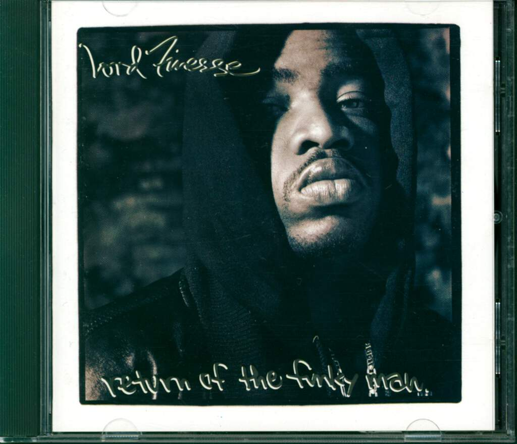 Lord Finesse: Return Of The Funky Man, CD
