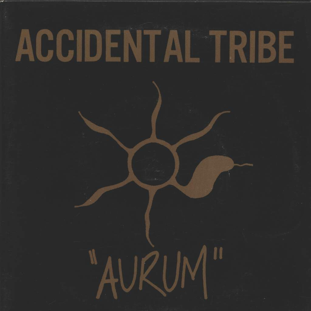 "Accidental Tribe: Aurum, 7"" Single (Vinyl)"