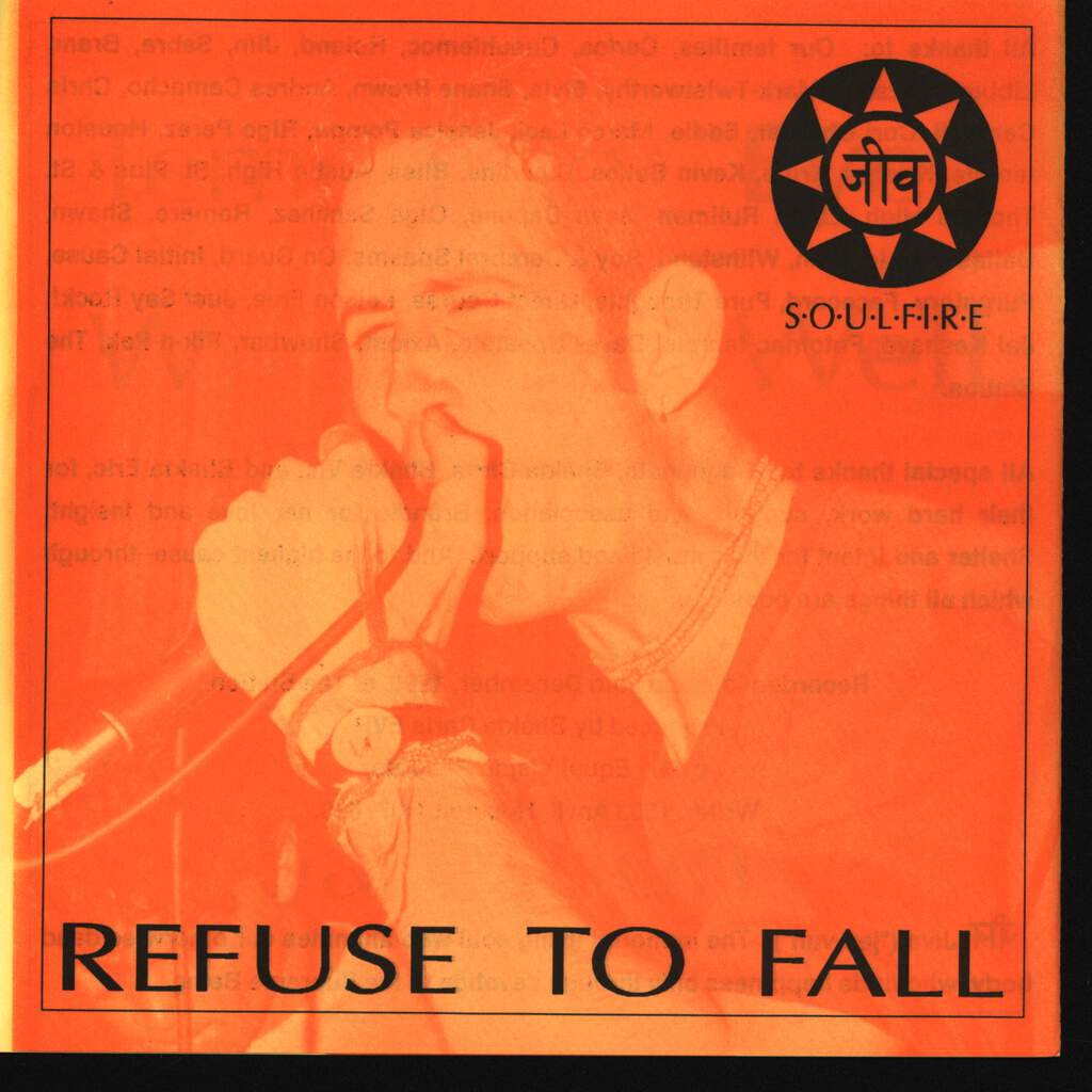 "Refuse To Fall: Soulfire, 7"" Single (Vinyl)"