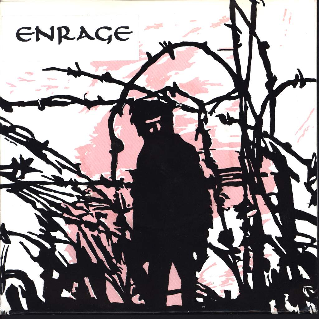 "Enrage: Sins Of Release, 7"" Single (Vinyl)"