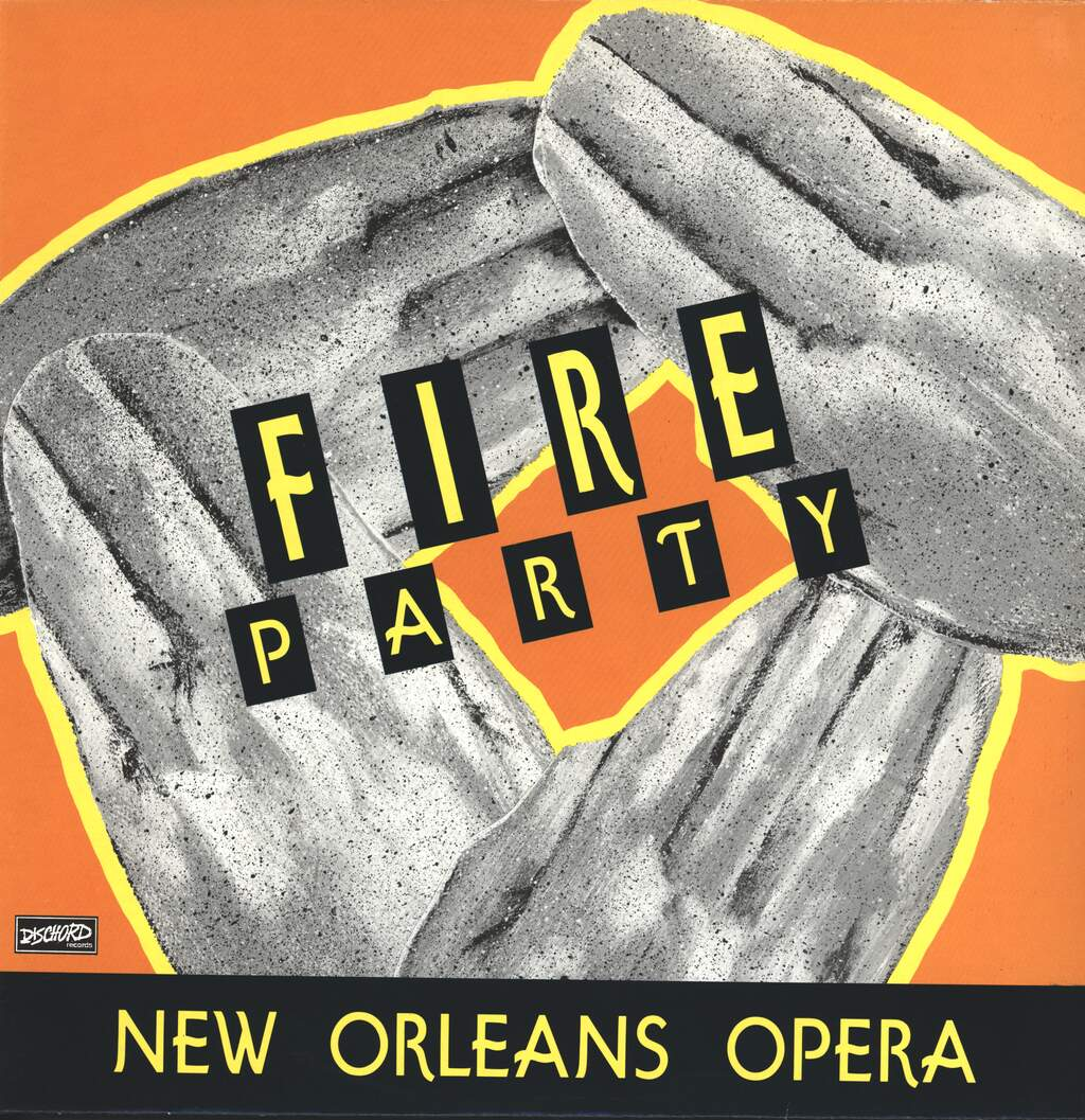 Fire Party: New Orleans Opera, Mini LP (Vinyl)