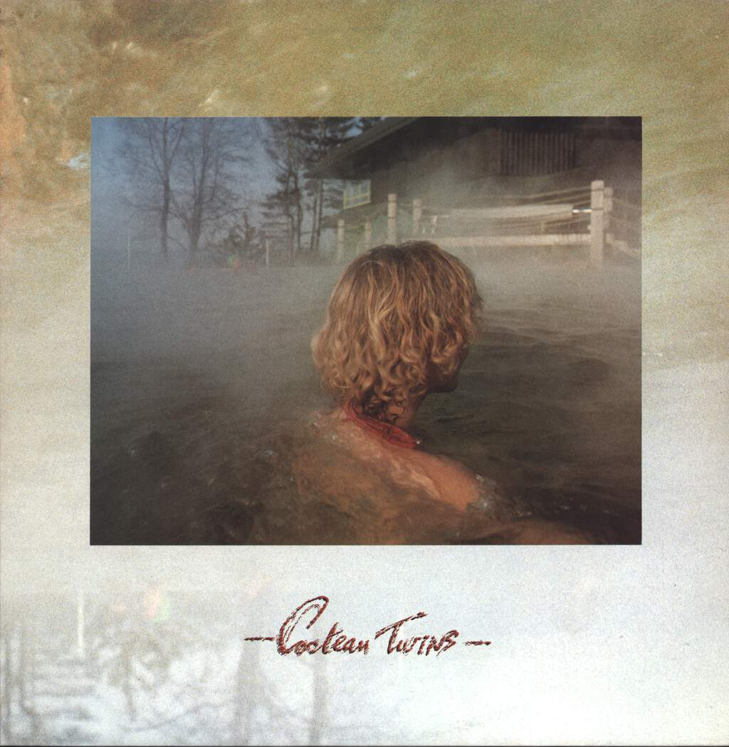 "Cocteau Twins: Peppermint Pig, 12"" Maxi Single (Vinyl)"