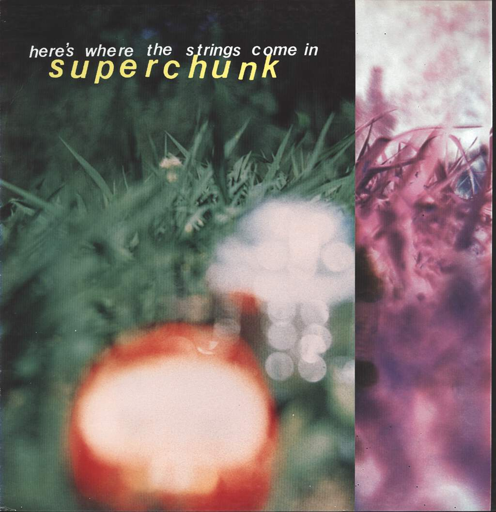 Superchunk: Here's Where The Strings Come In, LP (Vinyl)