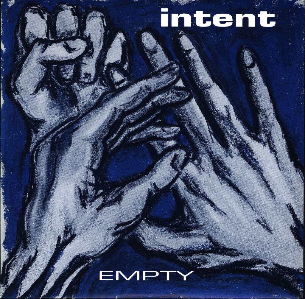 "Intent: Empty, 7"" Single (Vinyl)"