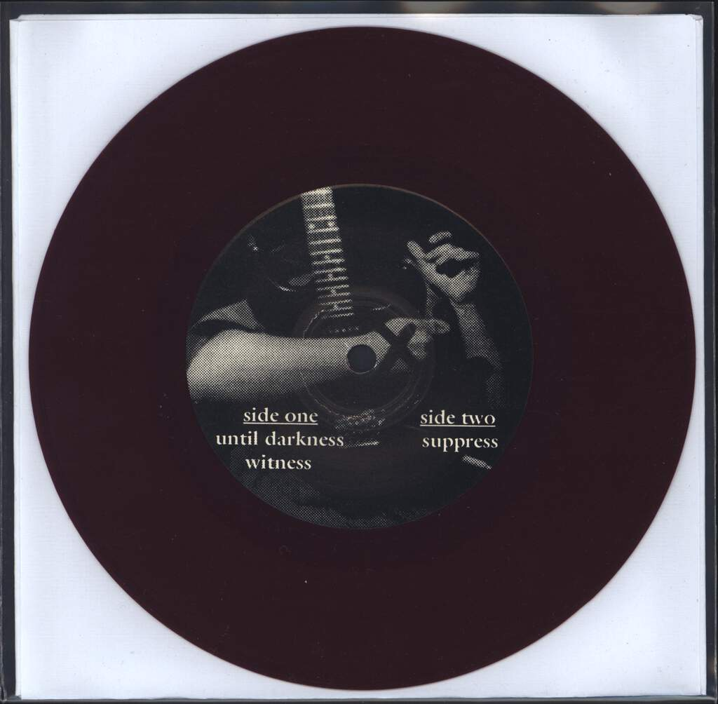 "Warcry: Until Darkness..., 7"" Single (Vinyl)"