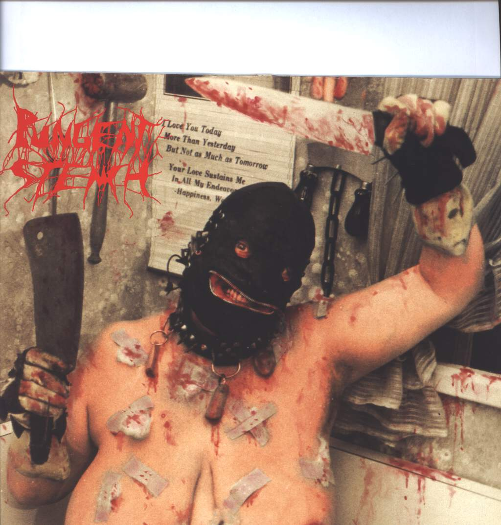 Pungent Stench: Dirty Rhymes And Psychotronic Beats, LP (Vinyl)
