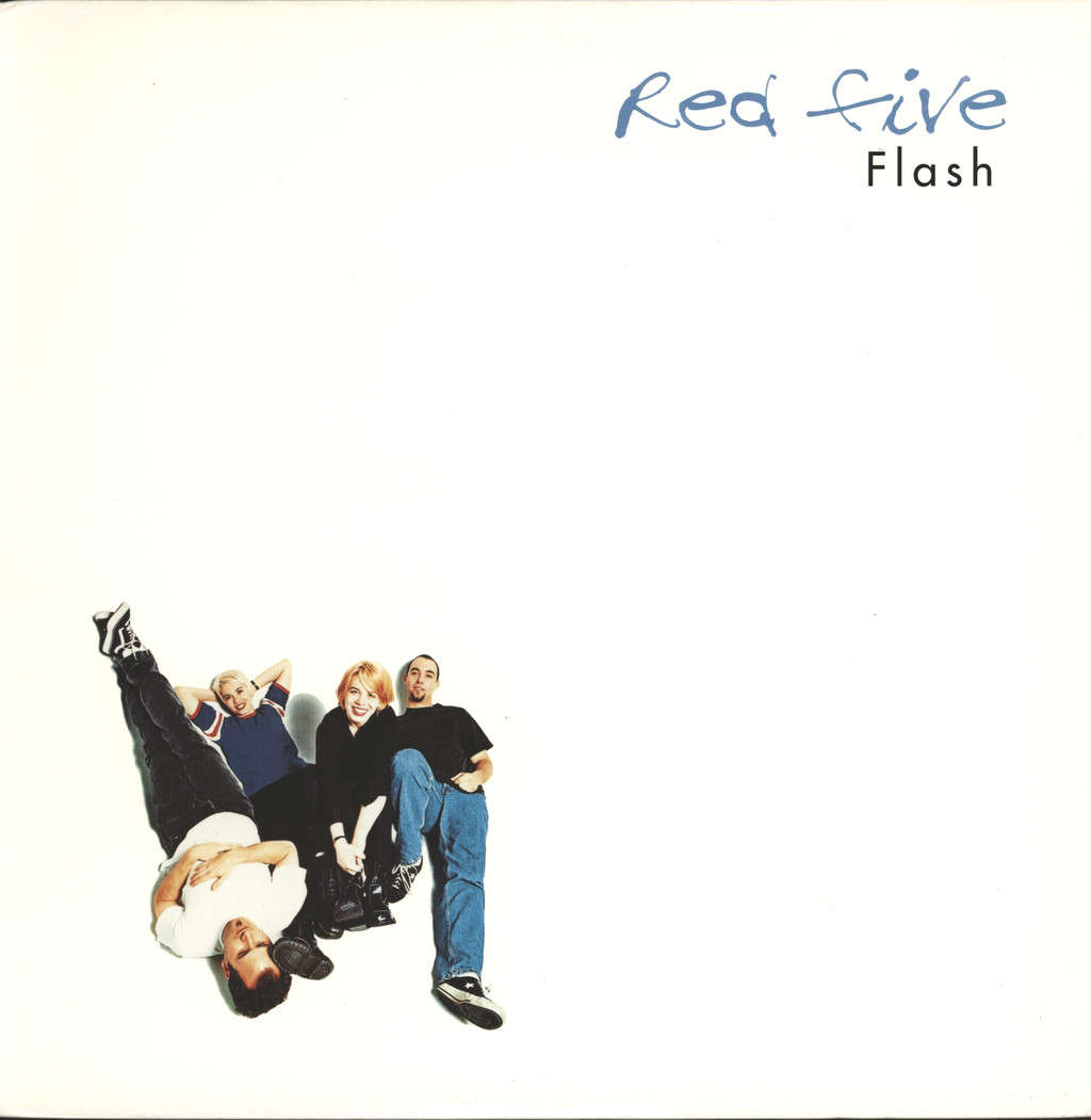 Red Five: Flash, LP (Vinyl)