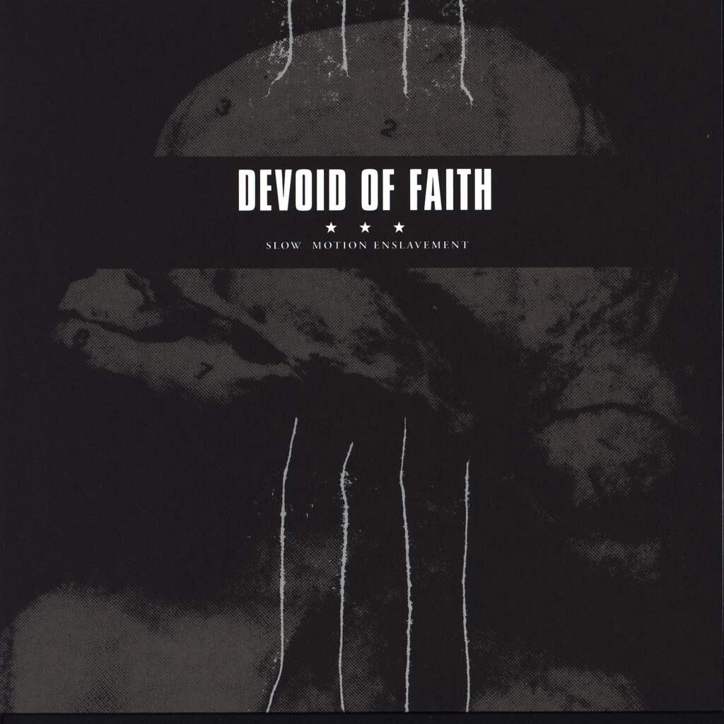 "Devoid Of Faith: Slow Motion Enslavement, 7"" Single (Vinyl)"