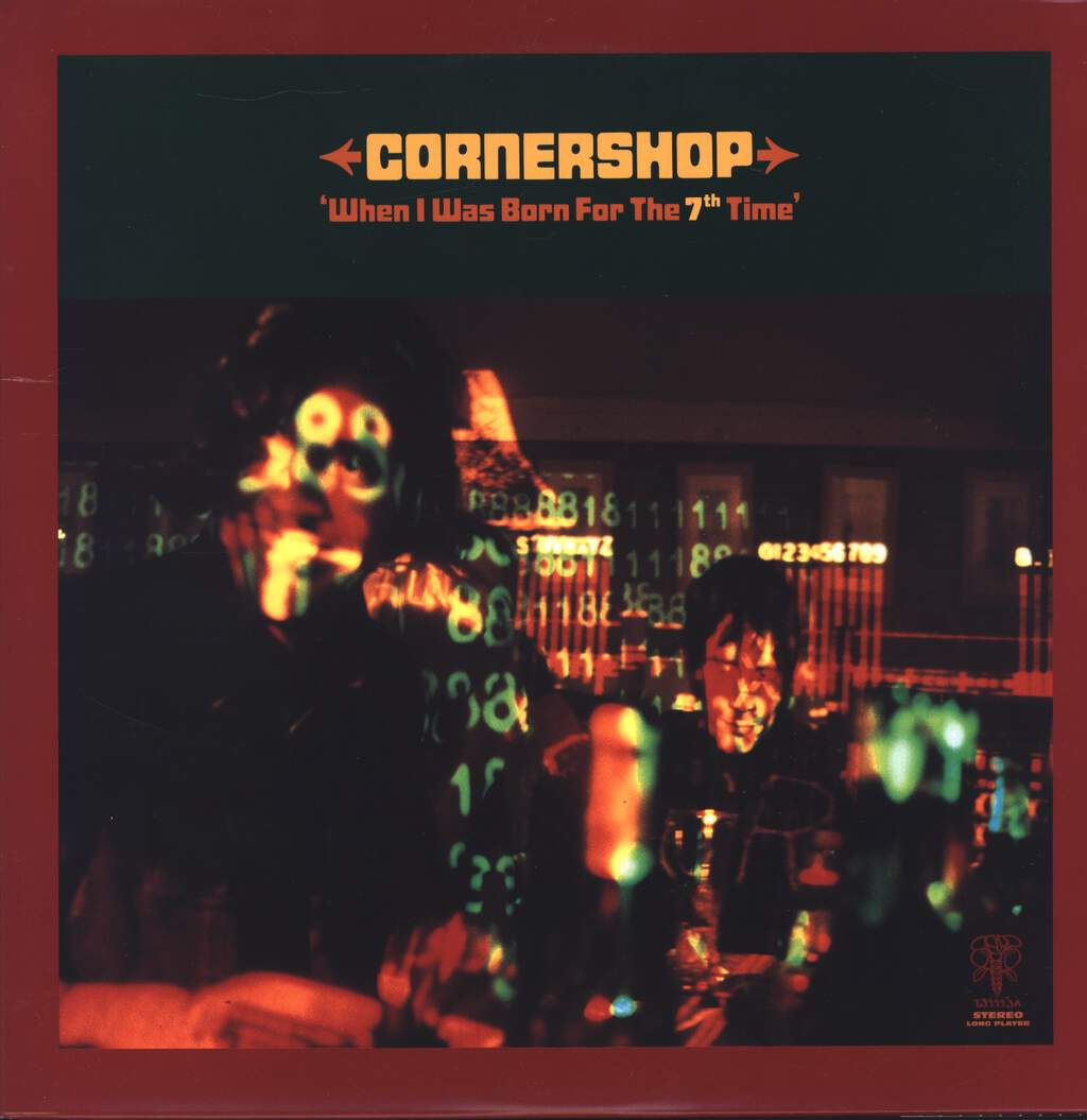 Cornershop: When I Was Born For The 7th Time, LP (Vinyl)