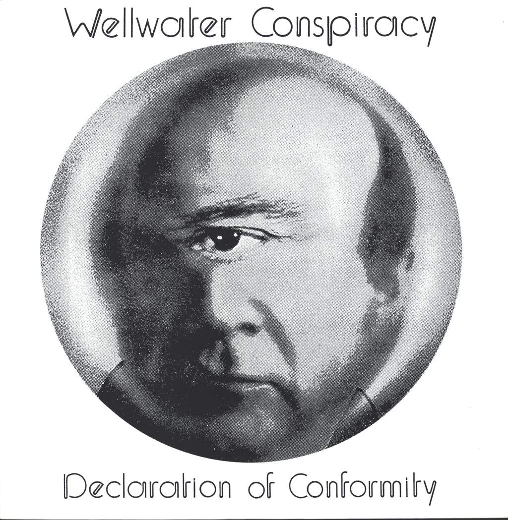 The Wellwater Conspiracy: Declaration Of Conformity, LP (Vinyl)