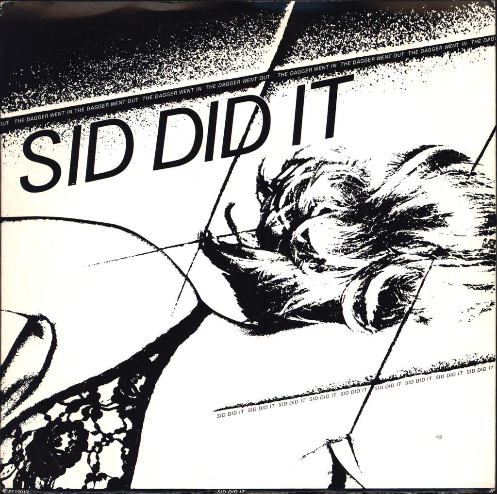 "Nazis Against Fascism: Sid Did It, 7"" Single (Vinyl)"