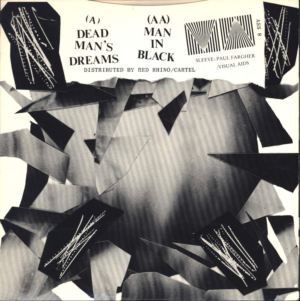 "Paranoia: Dead Man's Dreams, 7"" Single (Vinyl)"