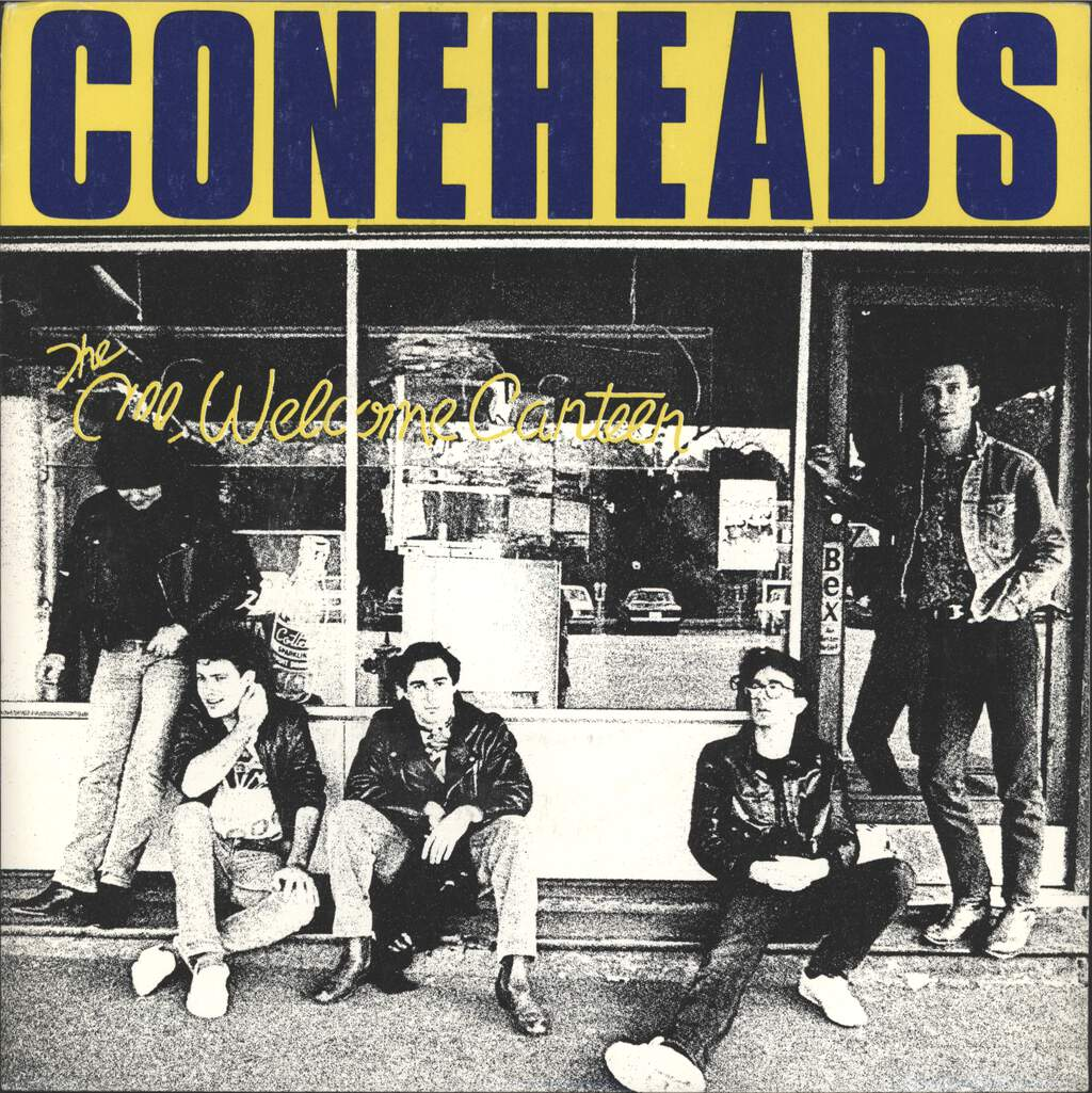 "Coneheads: Coneheads, 7"" Single (Vinyl)"