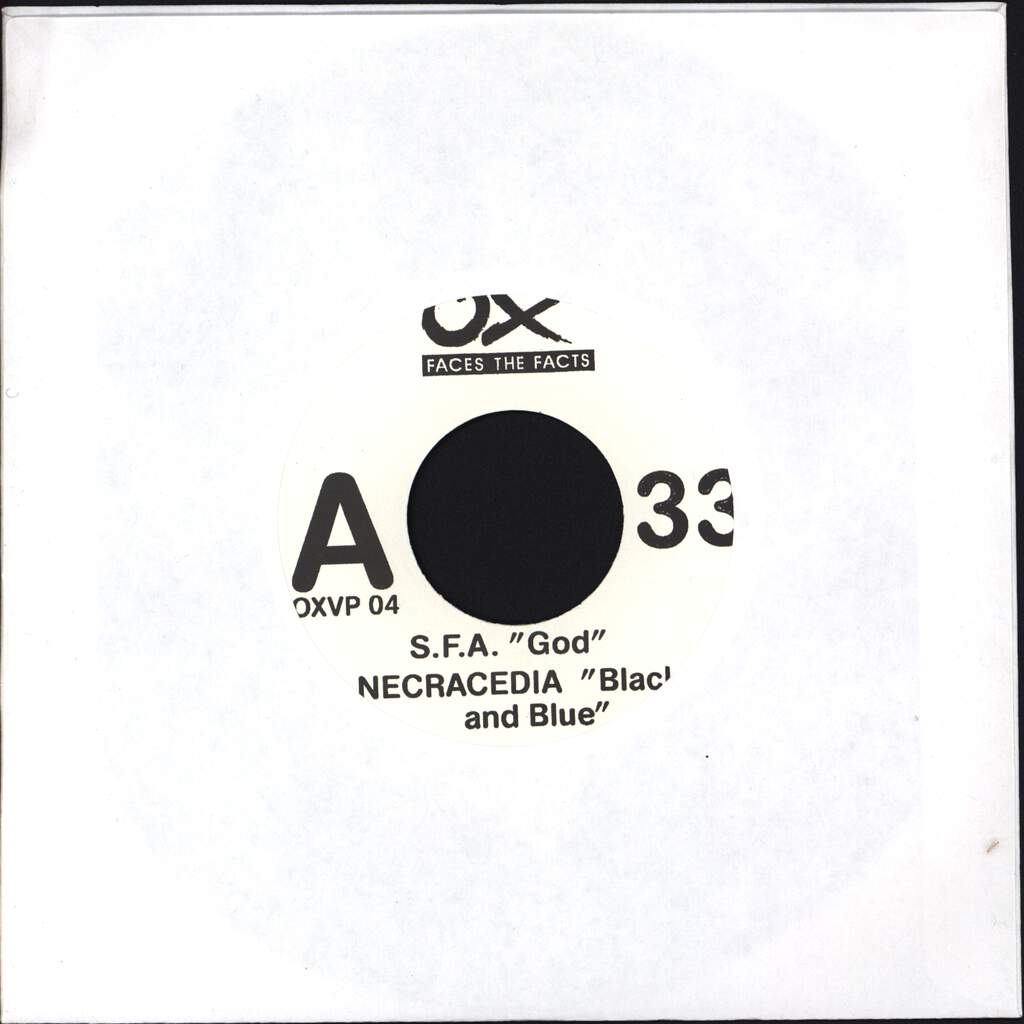 "Various: Ox-Compilation #9, 7"" Single (Vinyl)"