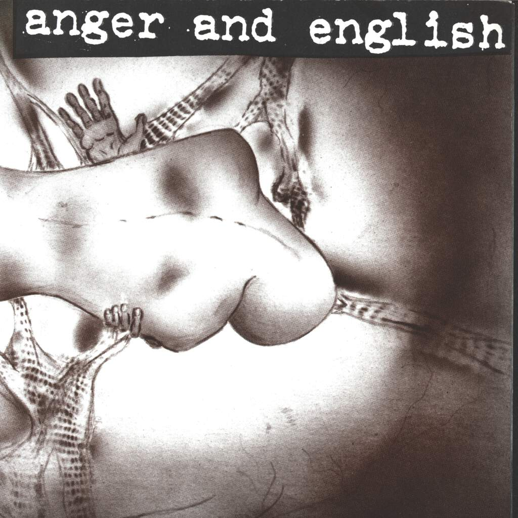 "Various: Anger And English, 7"" Single (Vinyl)"
