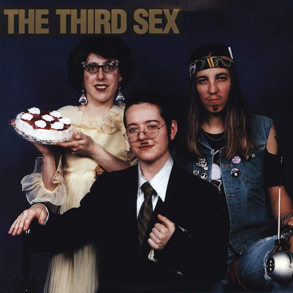 "Third Sex: The Third Sex, 7"" Single (Vinyl)"