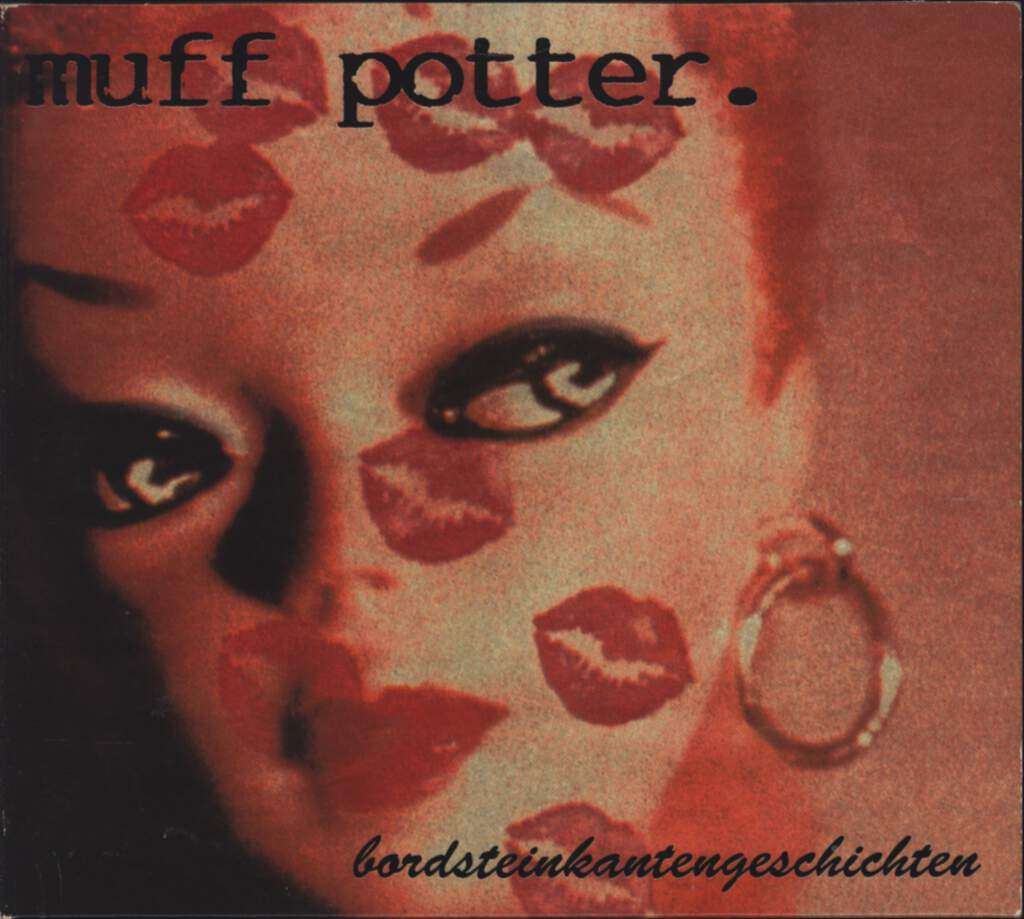Muff Potter: Bordsteinkantengeschichten, CD