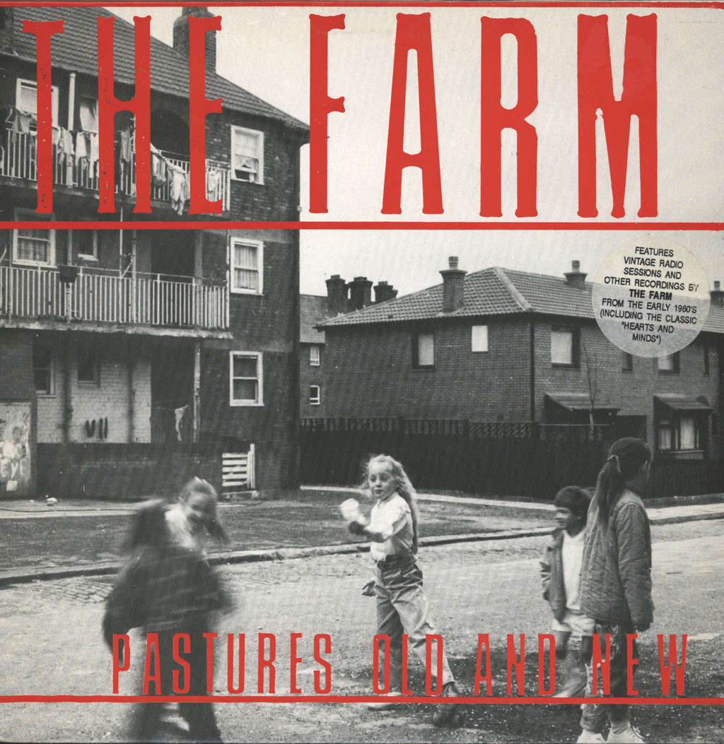 Farm: Pastures Old And New, LP (Vinyl)