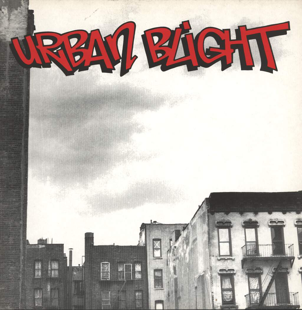 Urban Blight: From The Westside To The Eastside, LP (Vinyl)