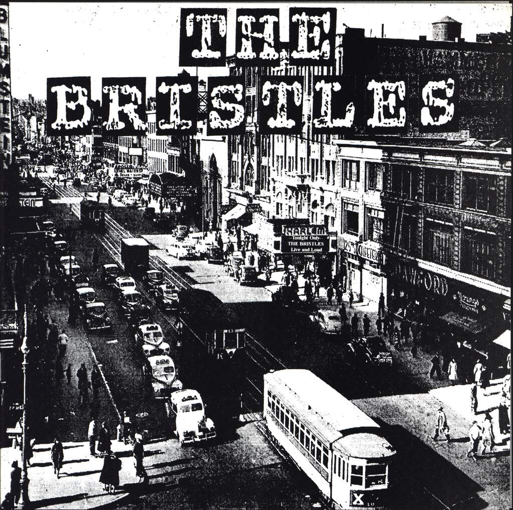 "The Bristles: The Bristles / The Workin' Stiffs, 7"" Single (Vinyl)"