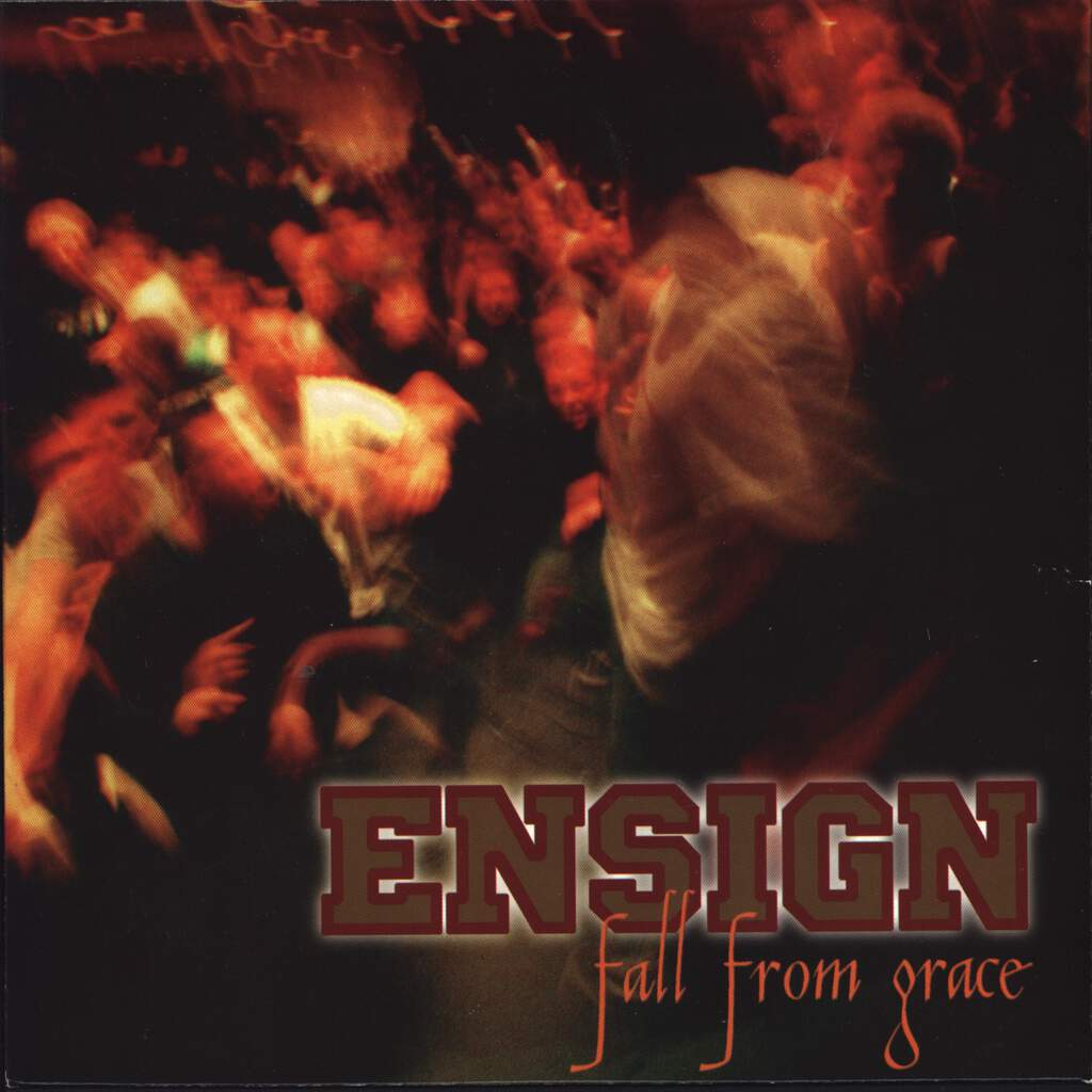 "Ensign: Fall From Grace, 7"" Single (Vinyl)"