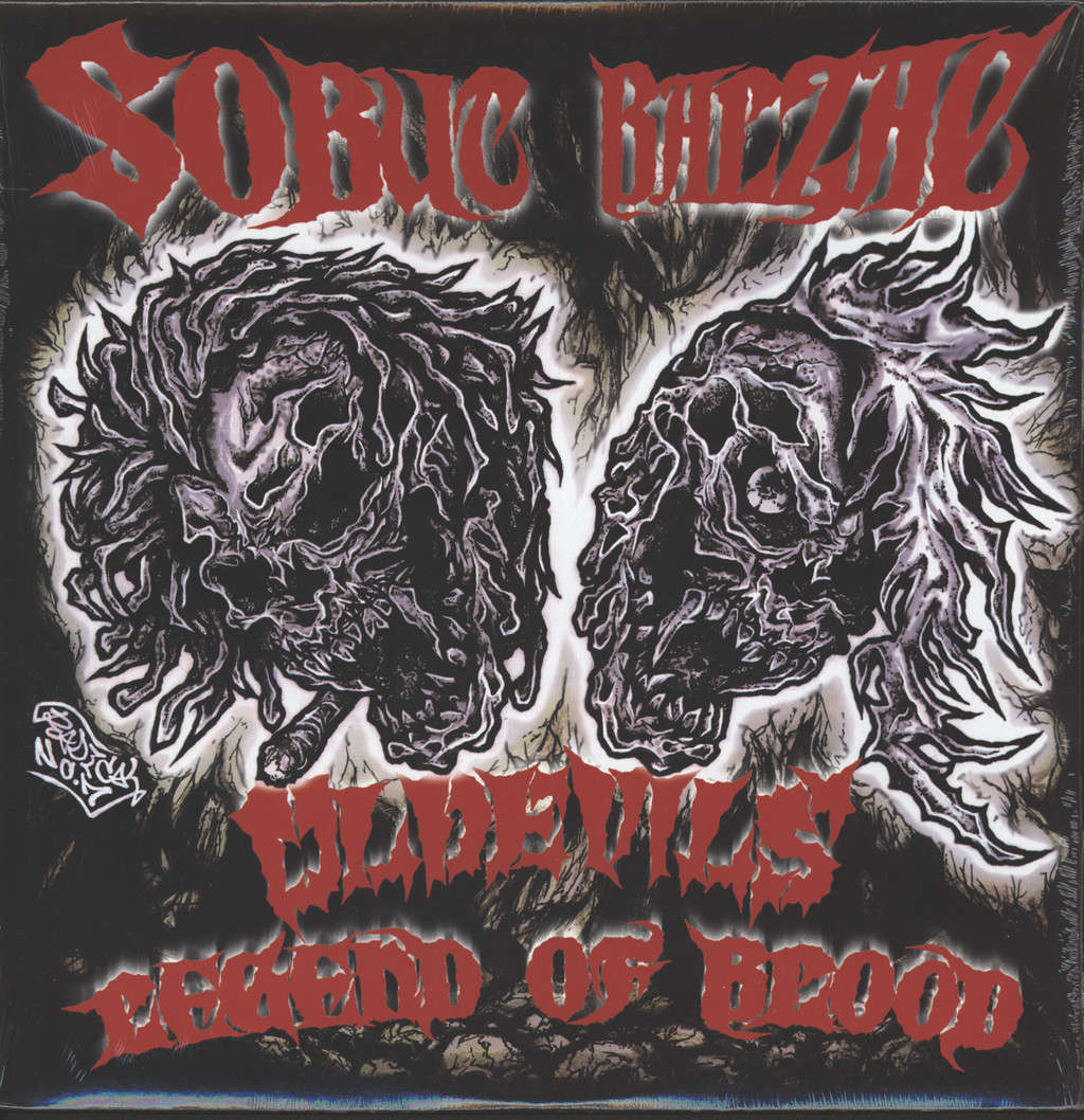"Sobut: Oldevils Legend Of Blood, 12"" Maxi Single (Vinyl)"