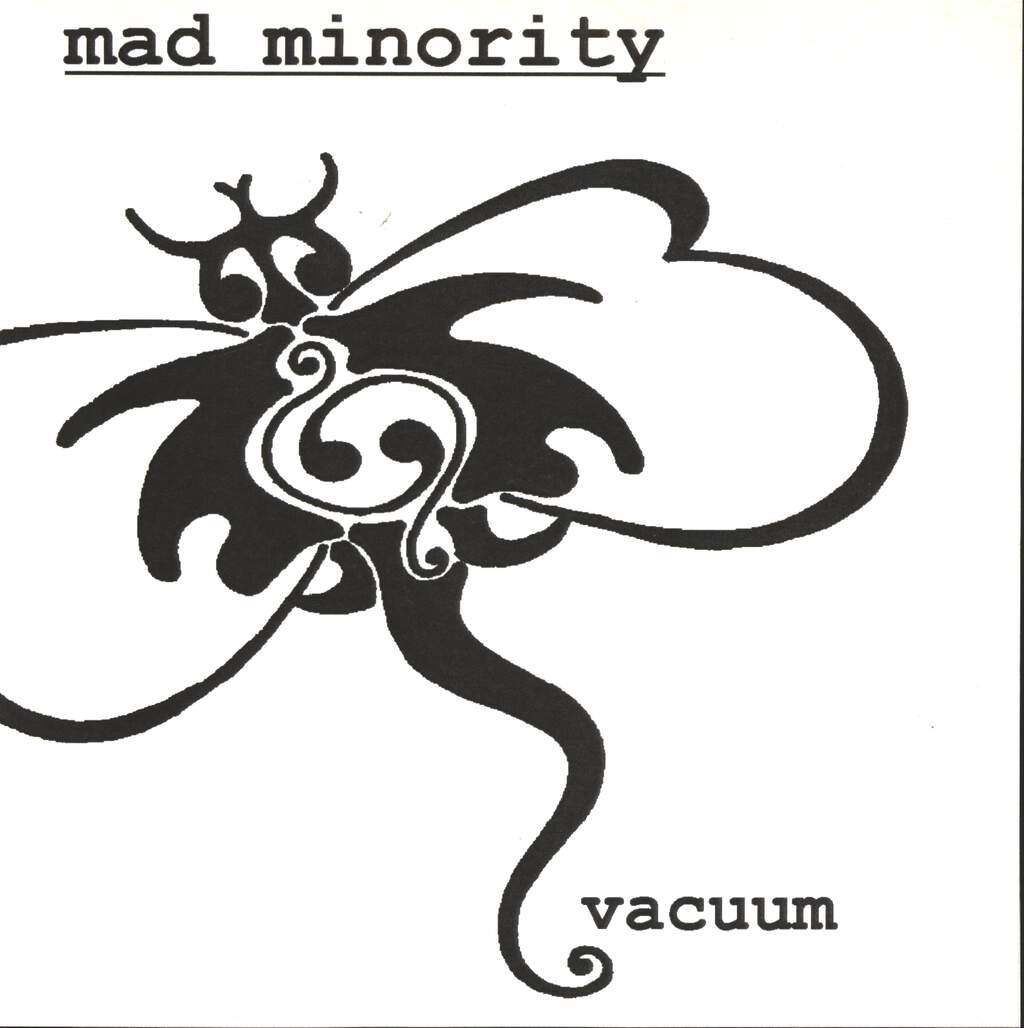 "Mad Minority: Vacuum, 7"" Single (Vinyl)"