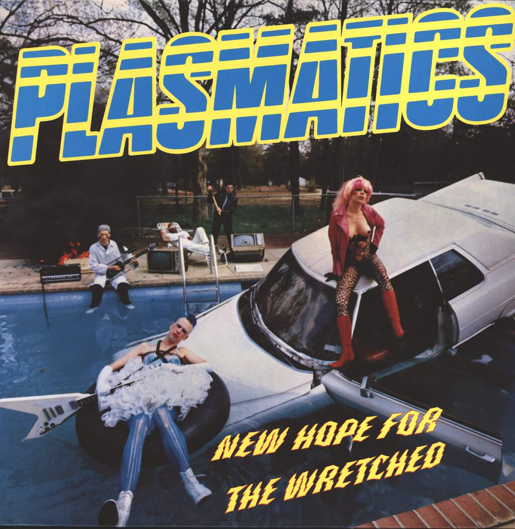 Plasmatics: New Hope For The Wretched, LP (Vinyl)