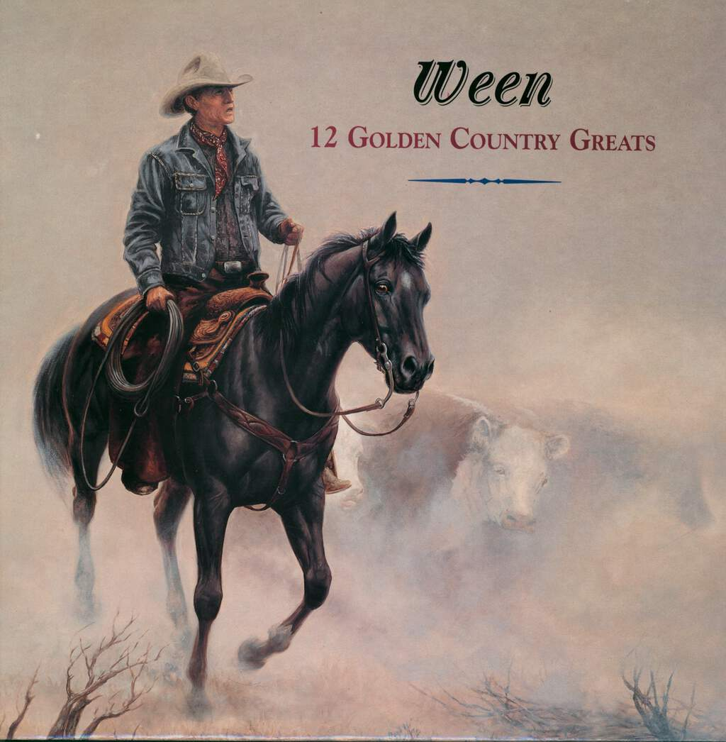 Ween: 12 Golden Country Greats, LP (Vinyl)