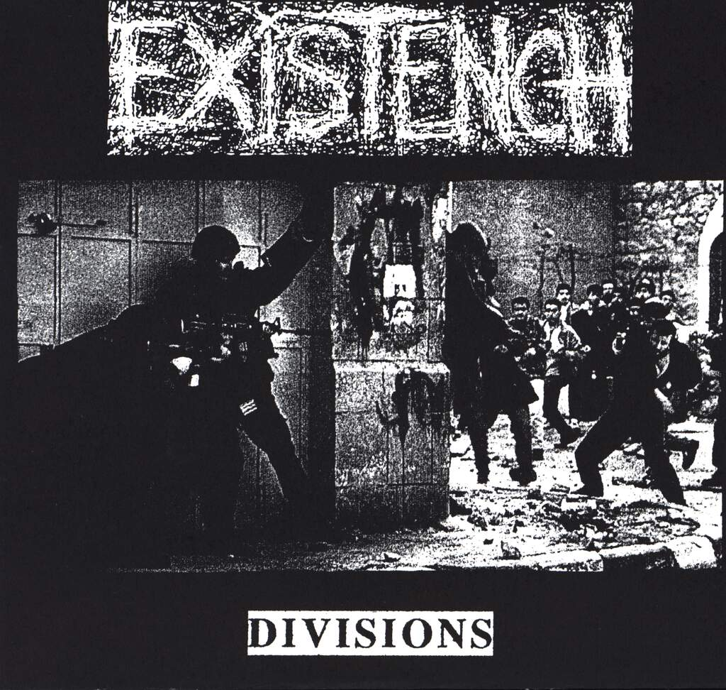 "Existench: Divisions, 7"" Single (Vinyl)"