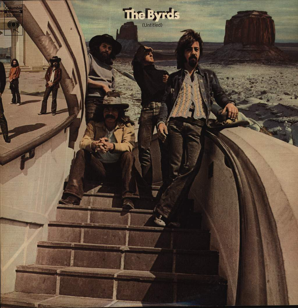 The Byrds: (Untitled), LP (Vinyl)