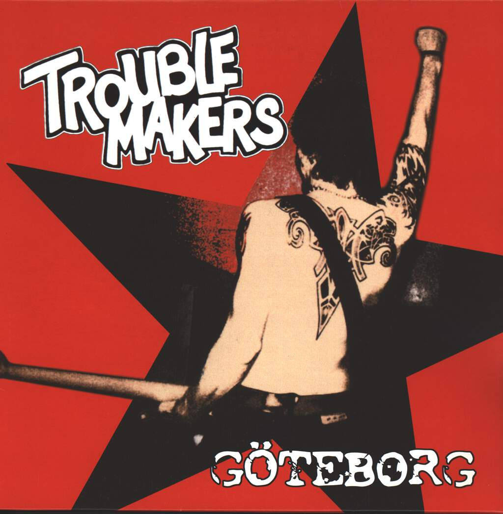 Trouble Makers: Göteborg, LP (Vinyl)