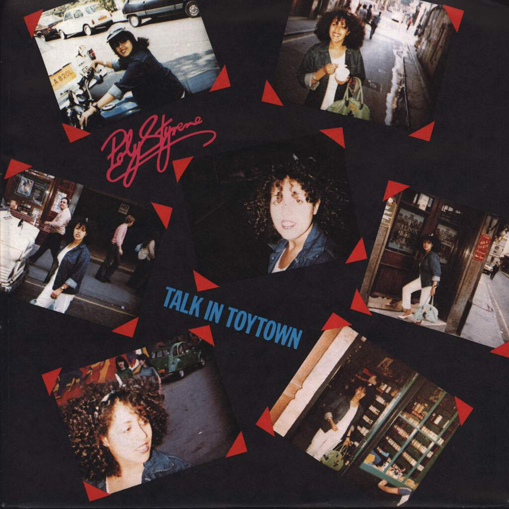 "Poly Styrene: Talk In Toytown, 7"" Single (Vinyl)"