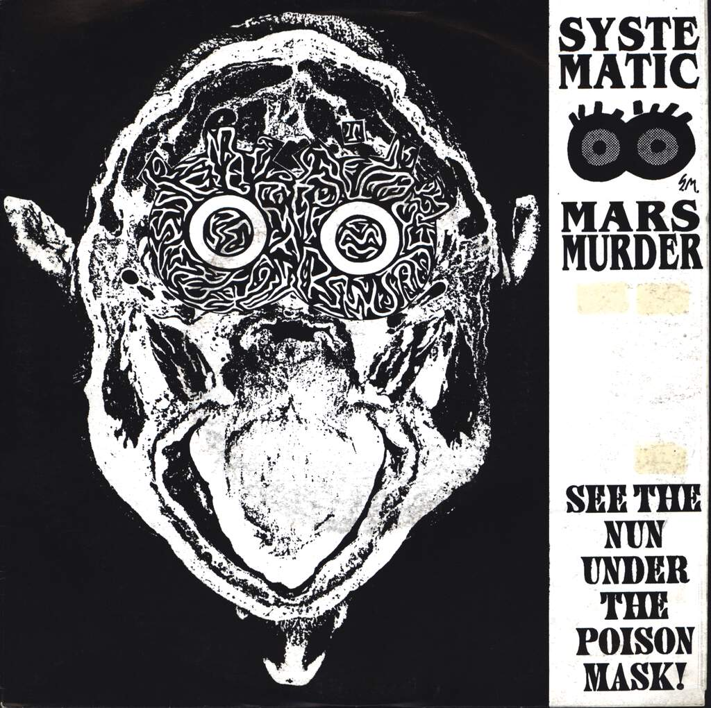"Systematic Marsmurder: See The Nun Under The Poison Mask!, 7"" Single (Vinyl)"