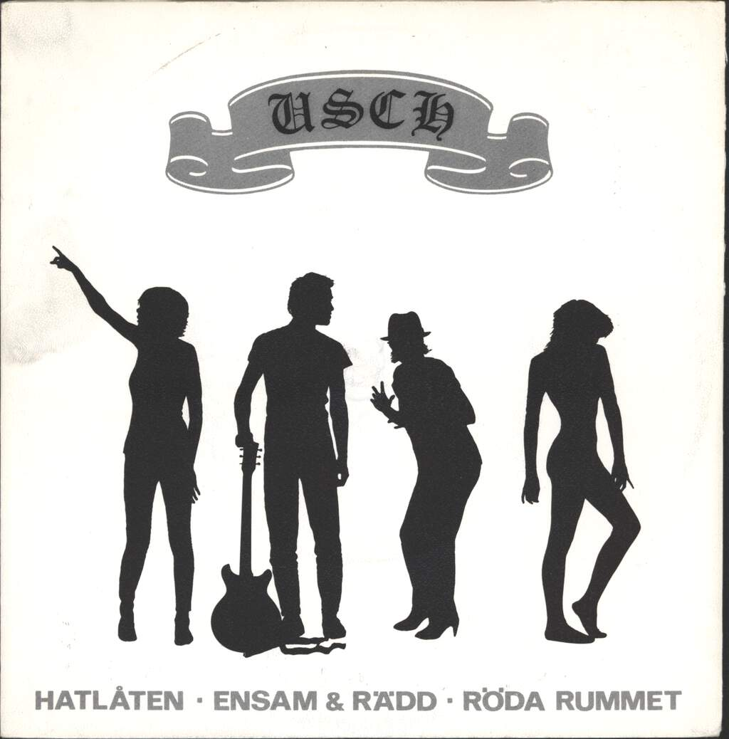 "Usch: Hetlaten, 7"" Single (Vinyl)"