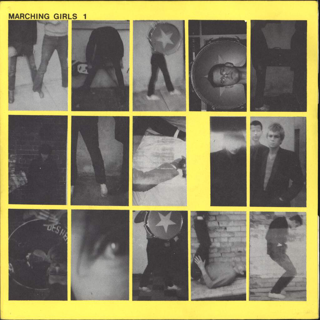 "Marching Girls: 1 (True Love / First In Line), 7"" Single (Vinyl)"