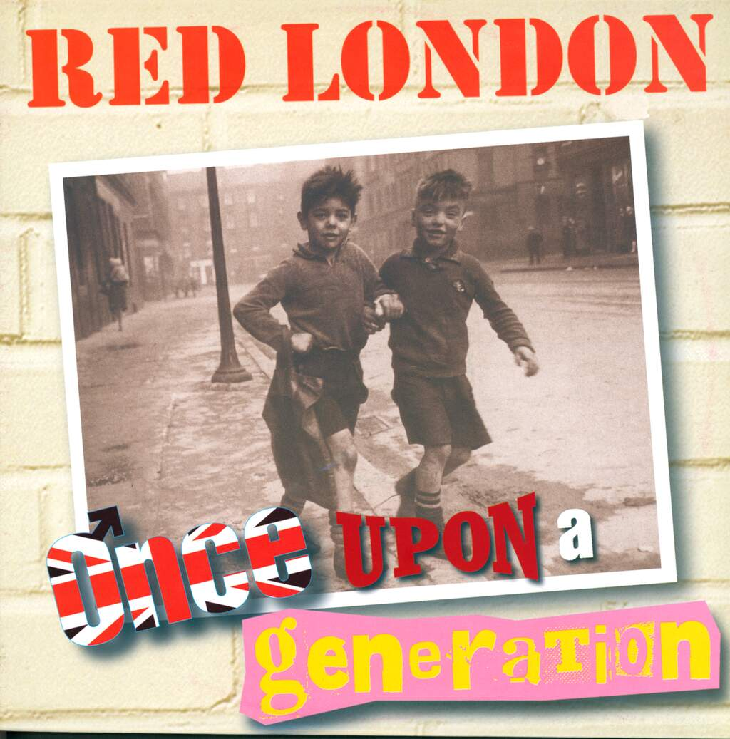 Red London: Once Upon A Generation, LP (Vinyl)