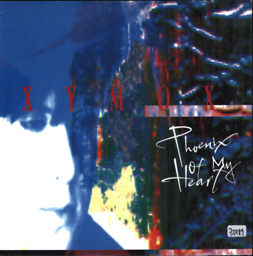 "Xymox: Phoenix Of My Heart, 7"" Single (Vinyl)"