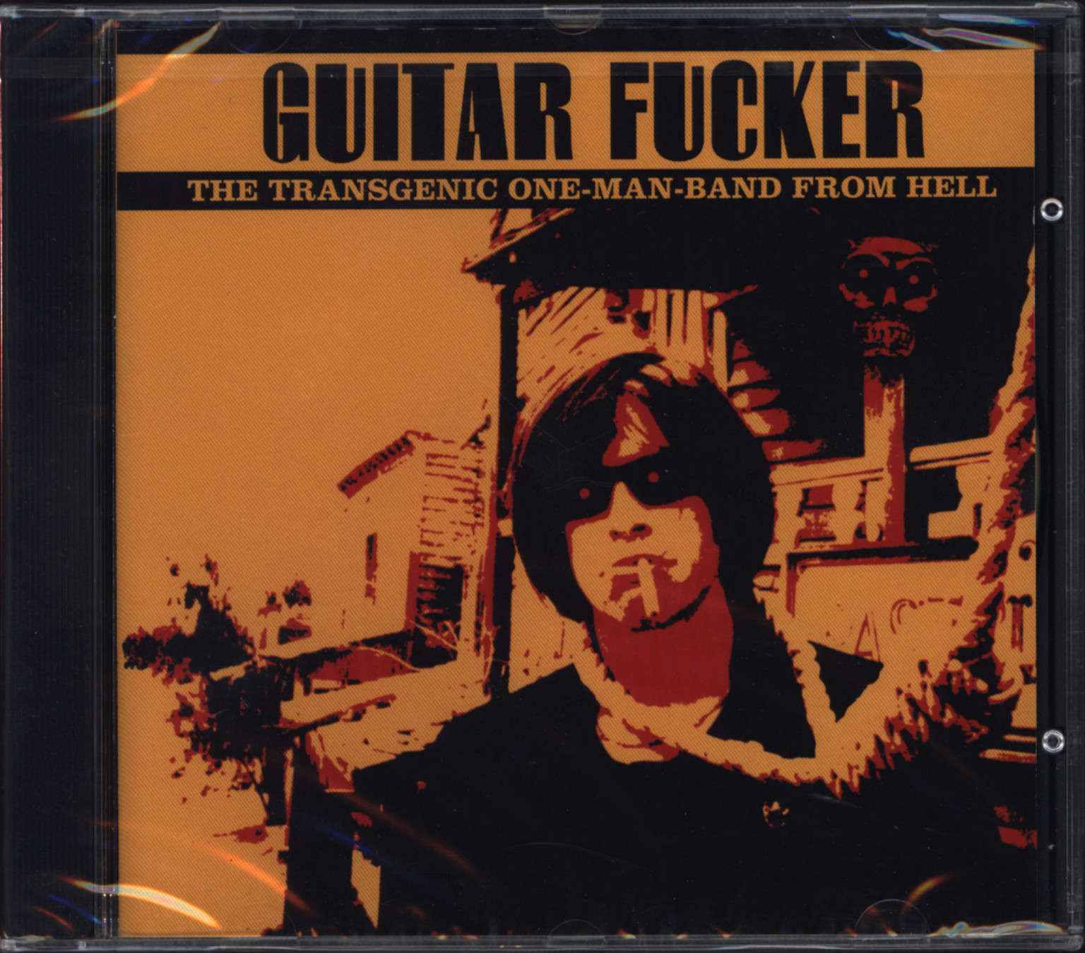 Guitar Fucker: The Transgenic One-Man-Band From Hell, CD
