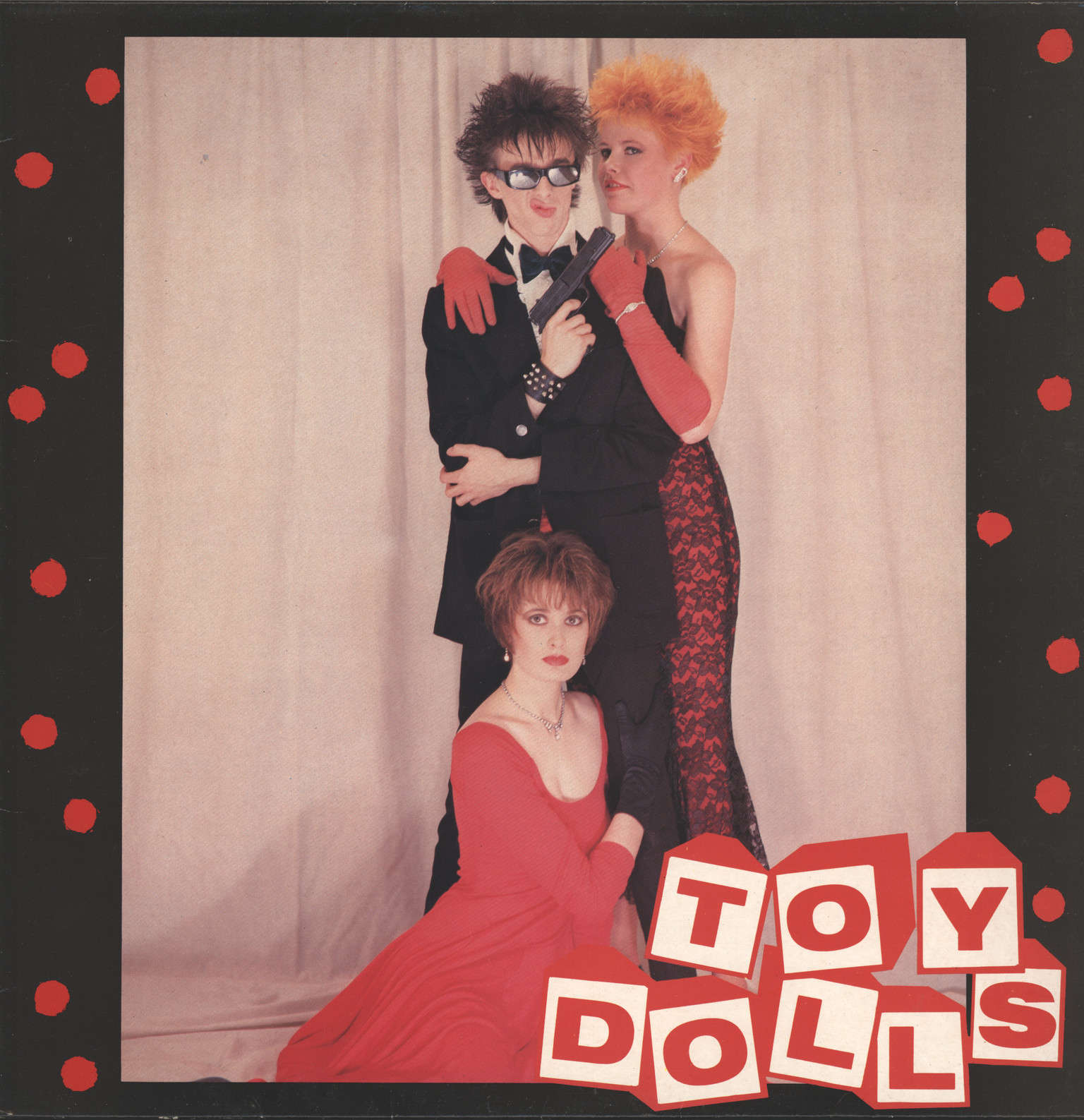 "Toy Dolls: James Bond (Lives Down Our Street), 12"" Maxi Single (Vinyl)"